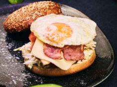 Sandwich gourmet